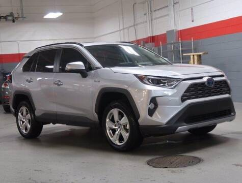 2020 Toyota RAV4 Hybrid for sale at CU Carfinders in Norcross GA