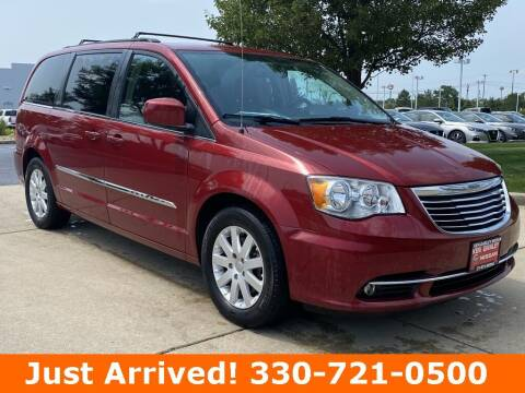 2014 Chrysler Town and Country for sale at Ken Ganley Nissan in Medina OH