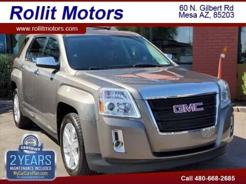 2010 GMC Terrain for sale at Rollit Motors in Mesa AZ