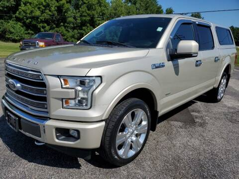 2017 Ford F-150 for sale at Art Hossler Auto Plaza Inc - Used Inventory in Canton IL