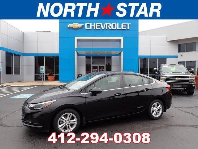 2018 Chevrolet Cruze for sale in Moon Township, PA