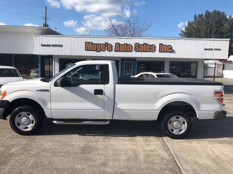 2009 Ford F-150 for sale at Moye's Auto Sales Inc. in Leesburg FL