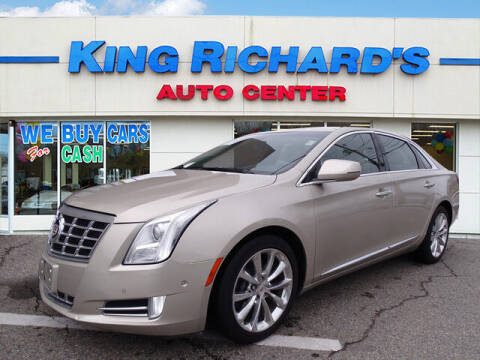 2014 Cadillac XTS for sale at KING RICHARDS AUTO CENTER in East Providence RI
