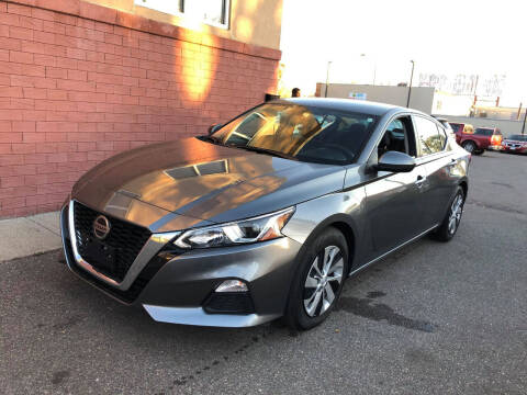 2019 Nissan Altima for sale at Nice Cars Auto Inc in Minneapolis MN