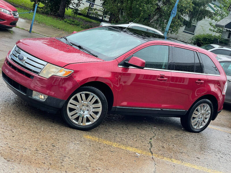 2008 Ford Edge for sale at Exclusive Auto Group in Cleveland OH