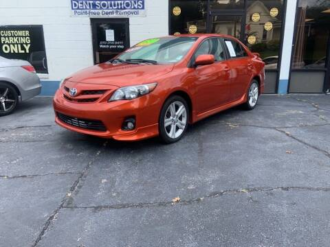 2013 Toyota Corolla for sale at Superior Automotive Group in Owensboro KY