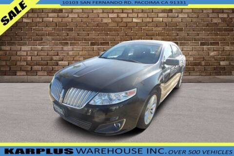 2011 Lincoln MKS for sale at Karplus Warehouse in Pacoima CA