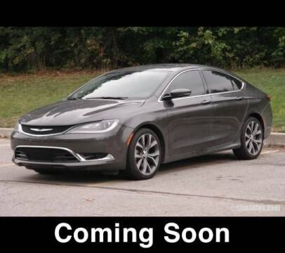 2015 Chrysler 200 for sale at USA Auto Inc in Mesa AZ