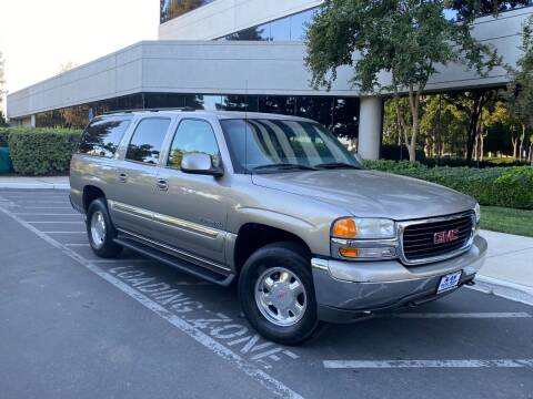 2001 GMC Yukon XL for sale at KAS Auto Sales in Sacramento CA