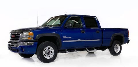 2003 GMC Sierra 2500HD for sale at Houston Auto Credit in Houston TX