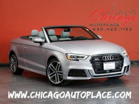 2019 Audi A3 for sale at Chicago Auto Place in Bensenville IL