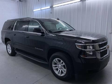 2019 Chevrolet Suburban for sale at JOE BULLARD USED CARS in Mobile AL