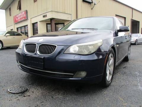 2008 BMW 5 Series for sale at Premium Auto Collection in Chesapeake VA