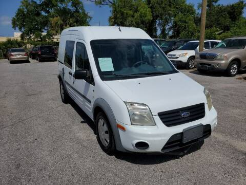 2012 Ford Transit Connect for sale at Jamrock Auto Sales of Panama City in Panama City FL
