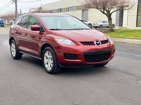 2008 Mazda CX-7 for sale at Washington Auto Sales in Tacoma WA