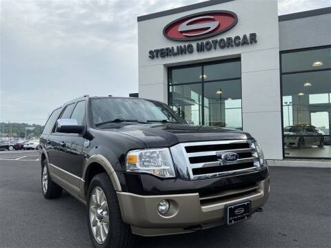 2013 Ford Expedition for sale at Sterling Motorcar in Ephrata PA