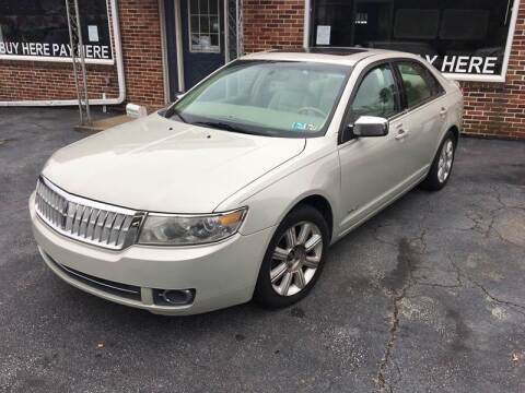 2007 Lincoln MKZ for sale at McNamara Auto Sales - Dover Lot in Dover PA