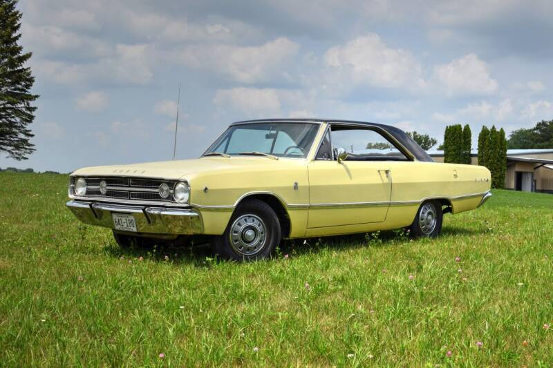 1968 Dodge Dart for sale at Hooked On Classics in Watertown MN