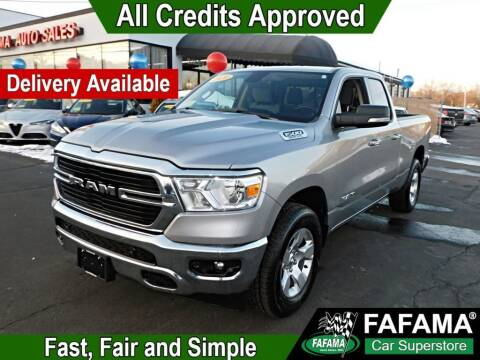 2020 RAM Ram Pickup 1500 for sale at FAFAMA AUTO SALES Inc in Milford MA