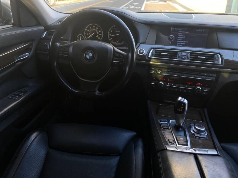 2012 BMW 7 Series 750i 4dr Sedan - Philladelphia PA