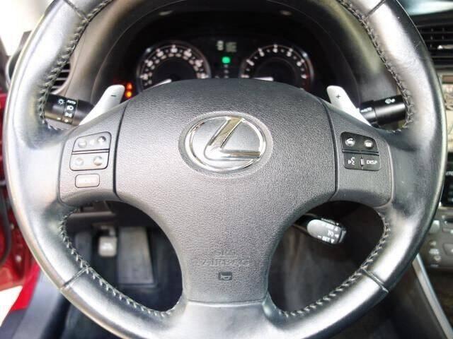 2010 Lexus IS 250C 2dr Convertible 6A - Austin TX