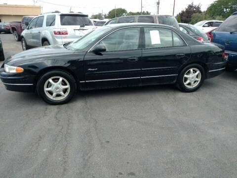 2000 Buick Regal for sale at Gandiaga Motors in Jerome ID