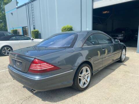 2006 Mercedes-Benz CL-Class for sale at 7 Auto Group in Anaheim CA