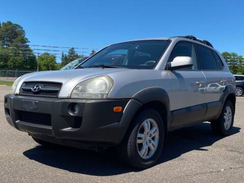 2006 Hyundai Tucson for sale at Affordable Auto Sales in Cambridge MN