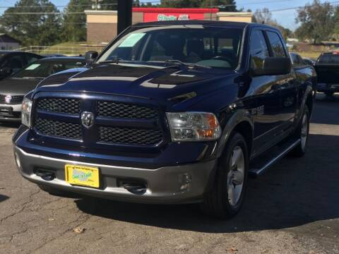 2013 RAM Ram Pickup 1500 for sale at Magic Motors Inc. in Snellville GA