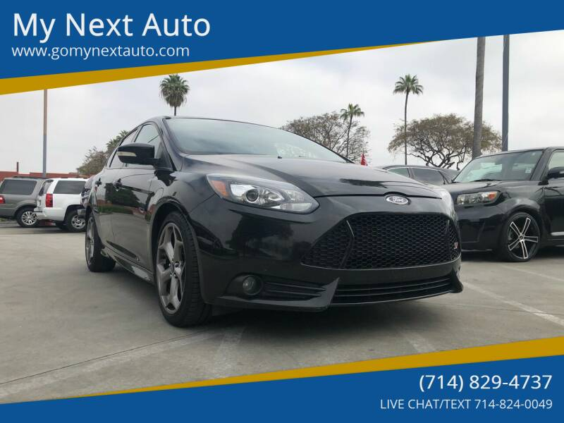 2014 Ford Focus for sale at My Next Auto in Anaheim CA