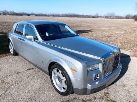 2004 Rolls-Royce Phantom for sale at Park Ward Motors Museum - Park Ward Motors in Crystal Lake IL