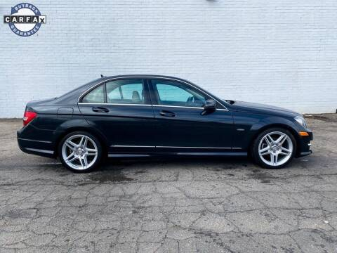 2012 Mercedes-Benz C-Class for sale at Smart Chevrolet in Madison NC