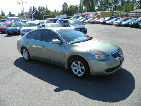 2007 Nissan Altima for sale at J & R Motorsports in Lynnwood WA