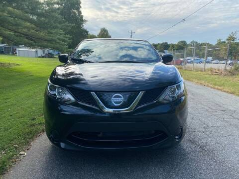 2018 Nissan Rogue Sport for sale at Speed Auto Mall in Greensboro NC