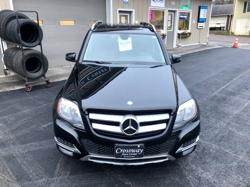 2015 Mercedes-Benz GLK AWD GLK 350 4MATIC 4dr SUV - East Barre VT