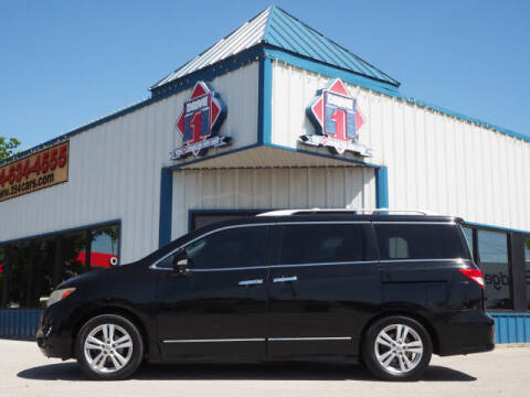 2012 Nissan Quest for sale at DRIVE 1 OF KILLEEN in Killeen TX
