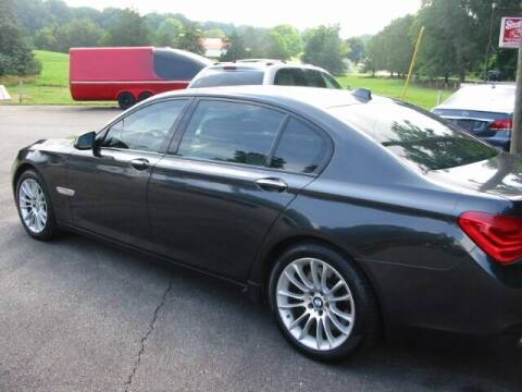 2012 BMW 7 Series for sale at Southern Used Cars in Dobson NC