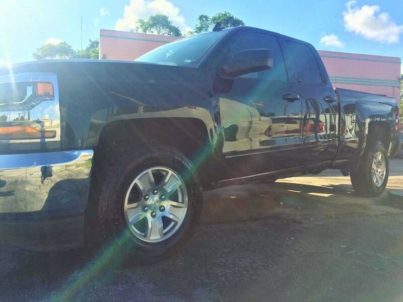 2019 Chevrolet Silverado 1500 LD for sale at Ultimate Car Solutions in Pompano Beach FL