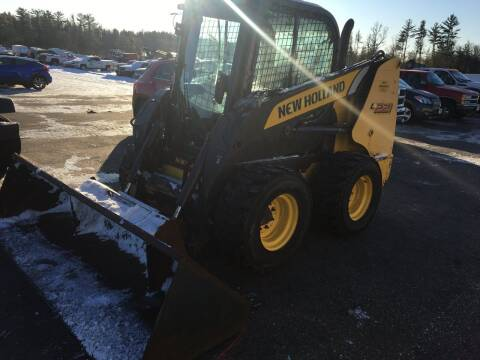 2014 New Holland L221 for sale at TJ's Auto in Wisconsin Rapids WI