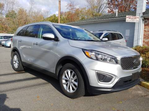 2017 Kia Sorento for sale at Motor Pool Operations in Hainesport NJ