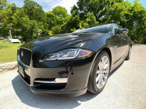 2017 Jaguar XJ for sale at Carz Of Texas Auto Sales in San Antonio TX