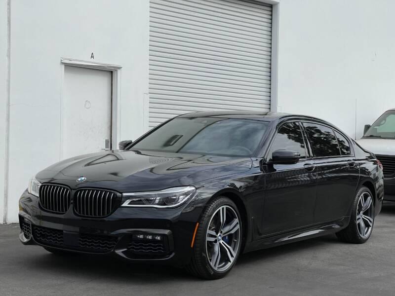 2017 BMW 7 Series for sale at Corsa Exotics Inc in Montebello CA