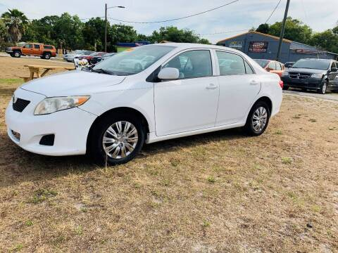 2010 Toyota Corolla for sale at Unique Motor Sport Sales in Kissimmee FL