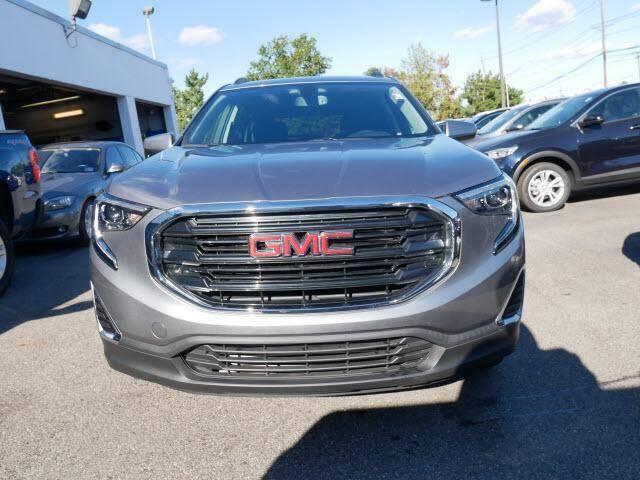 2018 GMC Terrain 4x4 SLE 4dr SUV - East Rutherford NJ