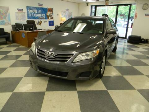 2010 Toyota Camry for sale at Lindenwood Auto Center in Saint Louis MO