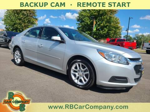 2016 Chevrolet Malibu Limited for sale at R & B Car Company in South Bend IN