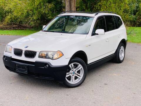 2005 BMW X3 for sale at Y&H Auto Planet in West Sand Lake NY