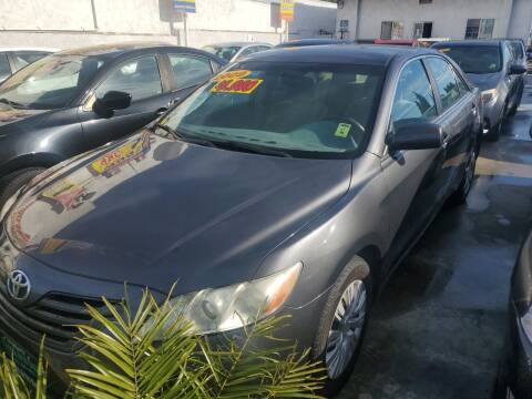2009 Toyota Camry for sale at Express Auto Sales in Los Angeles CA