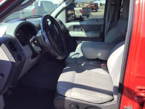 2008 Ford F-150 for sale at SPEND-LESS AUTO in Kingman AZ
