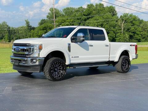 2020 Ford F-250 Super Duty for sale at Jackson Automotive LLC in Glasgow KY